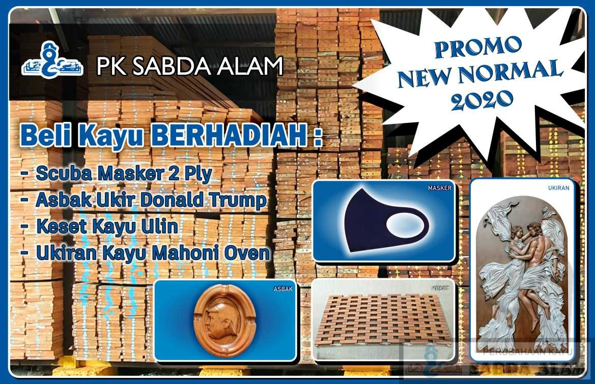 PROMO NEW NORMAL PK SABDA ALAM 2020